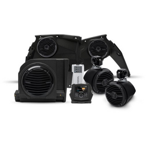Rockford Fosgate X3-STAGE4 400 Watt Sound System for Can Am Maverick X3