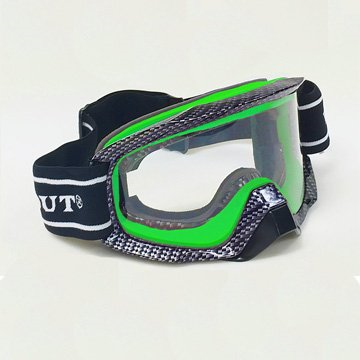 Wolfsnout Ground Force Offroad Goggles