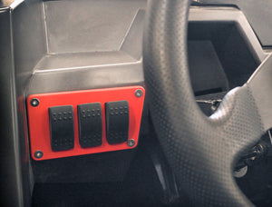 PRP 3 Switch Dash Plate (XP/XP4 1000)