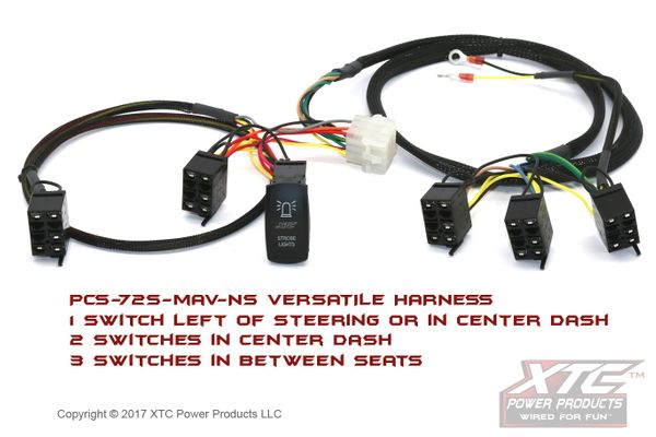 Can Am Wire Harness | Wiring Diagram