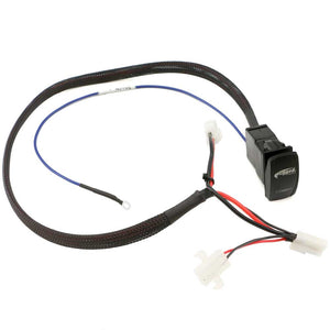 Rugged Radio Power Rocker Switch Kit w/ Harness