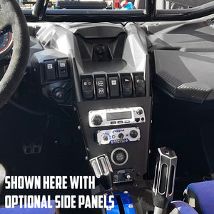 RM-60, RM-100, RM-50 or RM-45 Mobile Radio and Intercom Mount for Can-Am Maverick X3