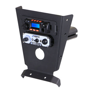 Intercom and RM-25R Radio Mount for Can-Am X3