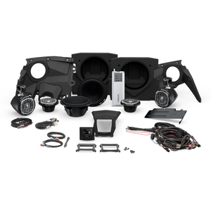 Rockford x3 stage 5 kit