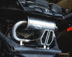 Agency Power Valvetronic Exhaust System Can-Am Maverick X3