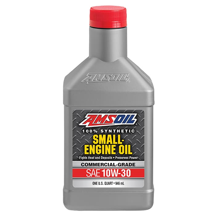 Amsoil ASEQT 10W-30 Synthetic Small Engine Oil