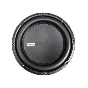 diamond audio des84 4 ohm 8 inch subwoofer top view