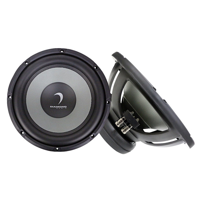Diamond Audio DMD102 10 Inch 2 Ohm Subwoofer