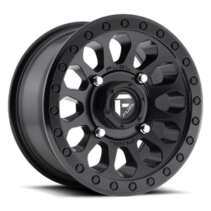 Fuel Offroad Vector D579 UTV Wheel - Matte Black