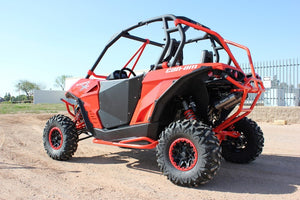 DragonFire Pursuit Suicide UTV Doors for Can-am Maverick & Commander