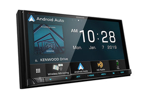 "Kenwood Excelon DMX906S 6.95"" WVGA Capacitive Touch Screen Media Receiver"