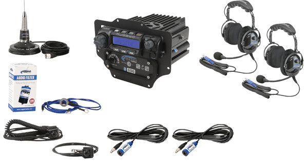 Rugged Radio Complete Kit for Honda Talon