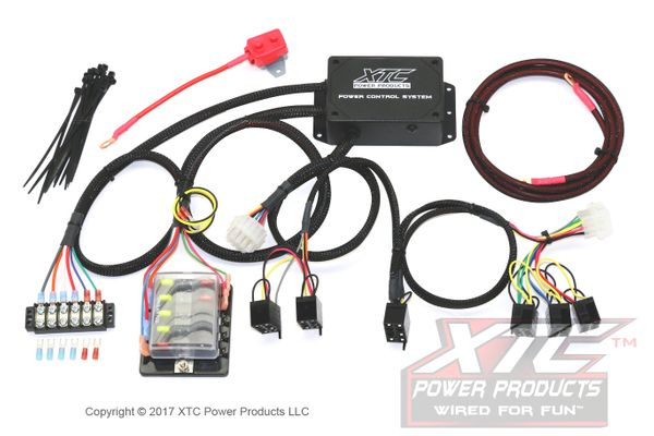 XTC RZR XP Plug & Play™ 6 Switch Power Control System