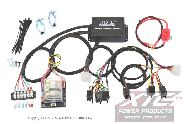 XTC Kit for Maverick X3 6 Switch Power Control System