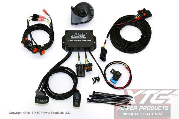 XTC Kit for Polaris RZR Turn Signal System with Horn