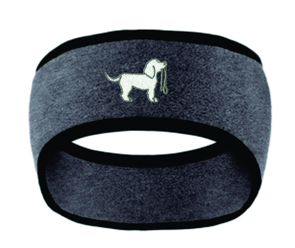 2 Color Fleece Headband