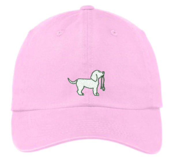 Ladies Pigment-Dyed Garment Washed Hat