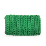 Crochet Clutch- Green