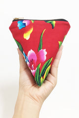 Dumpling Pouch- Chinese Peony