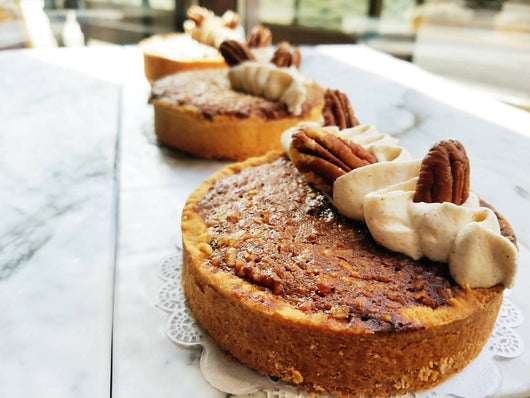 Pecan Tart  (6 pieces)