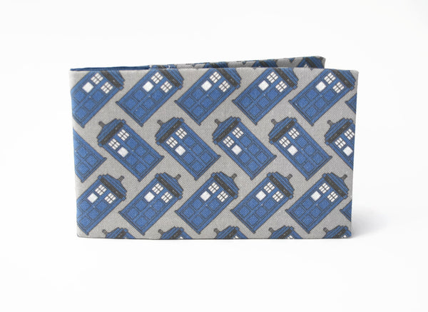 Police Box Credit Card Wallet - Oyster Card Holder