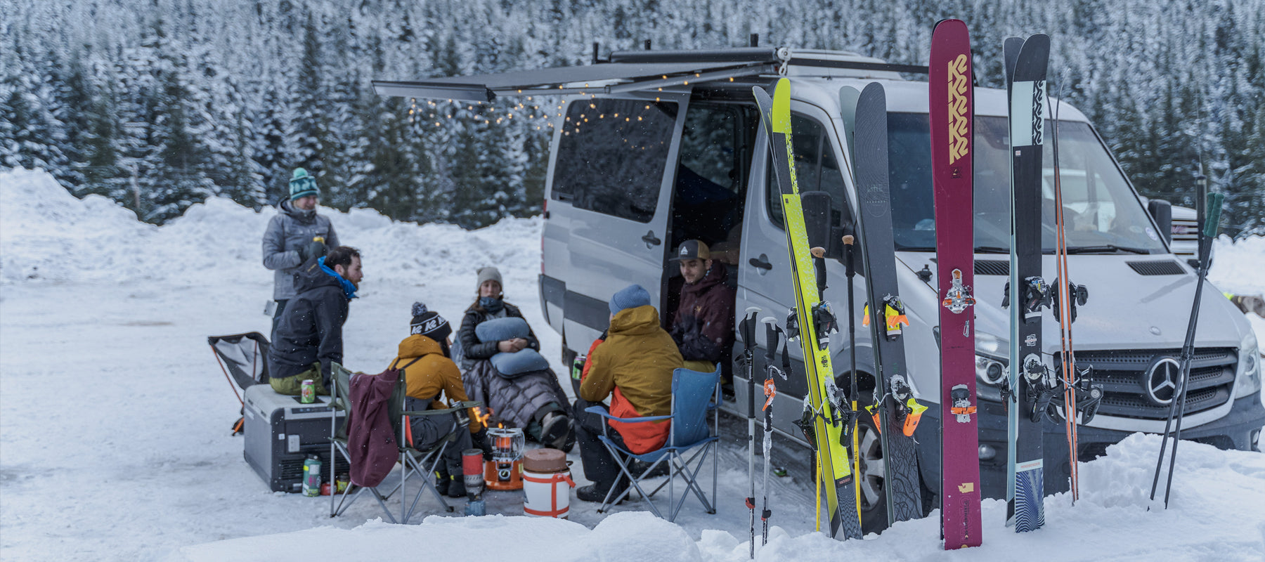 11 Tips for Winter Van Camping