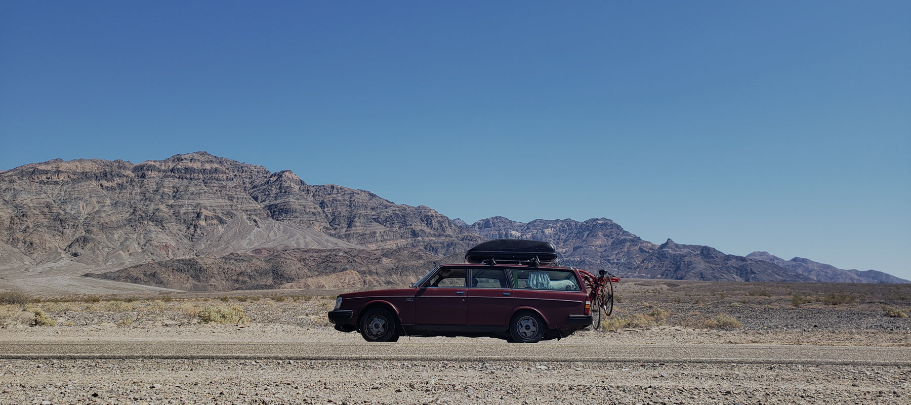 RIGS WE DIG: VOLVO STATION WAGON CAMPING