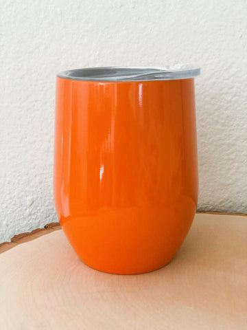 Orange Wine Cup - Nico Bella Boutique