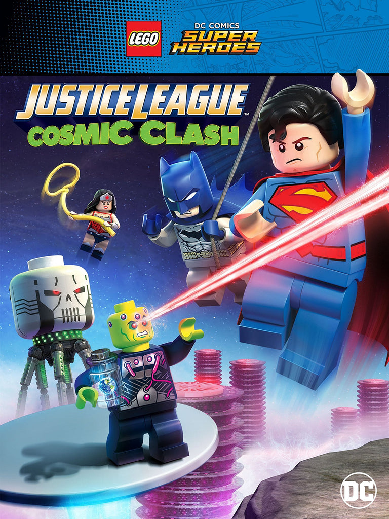 Justice League Cosmic Clash - Movies Anywhere Digital HD - Nico Bella Boutique