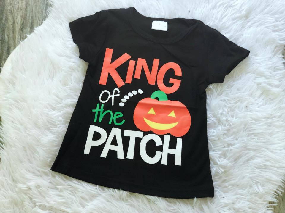 King of the Pumpkin Patch - Nico Bella Boutique