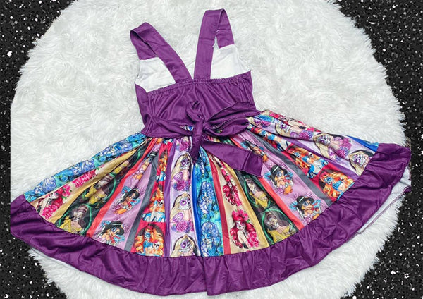 Ultimate Halloween Disney Princess Twirl Dress - Nico Bella Boutique