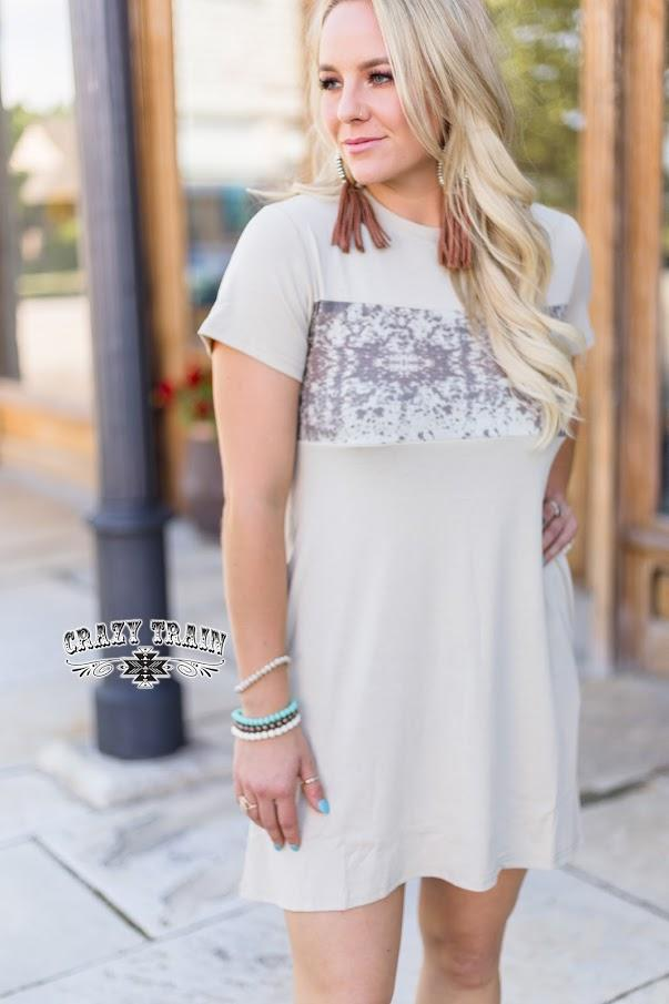 Riley Ranch Pocket Dress - Nico Bella Boutique
