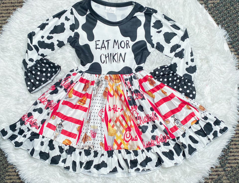 Chick-Fil-A Twirl Dress