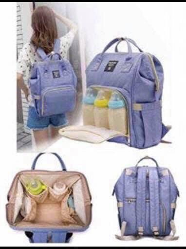 La Playa Diaper Backpack - Nico Bella Boutique
