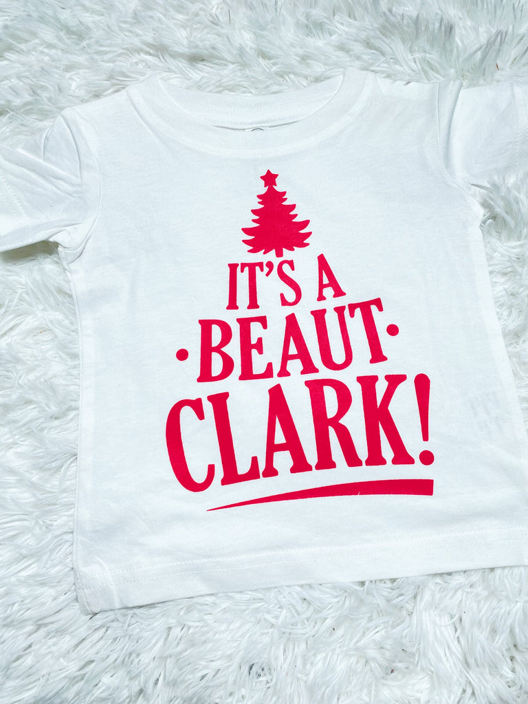 It's a Beaut Clark Shirt