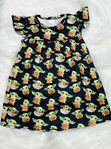 Yoda Pearl Dress