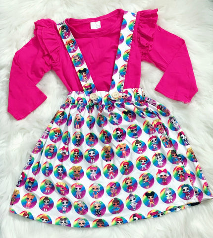 LOL Dolls Girls Set - Nico Bella Boutique