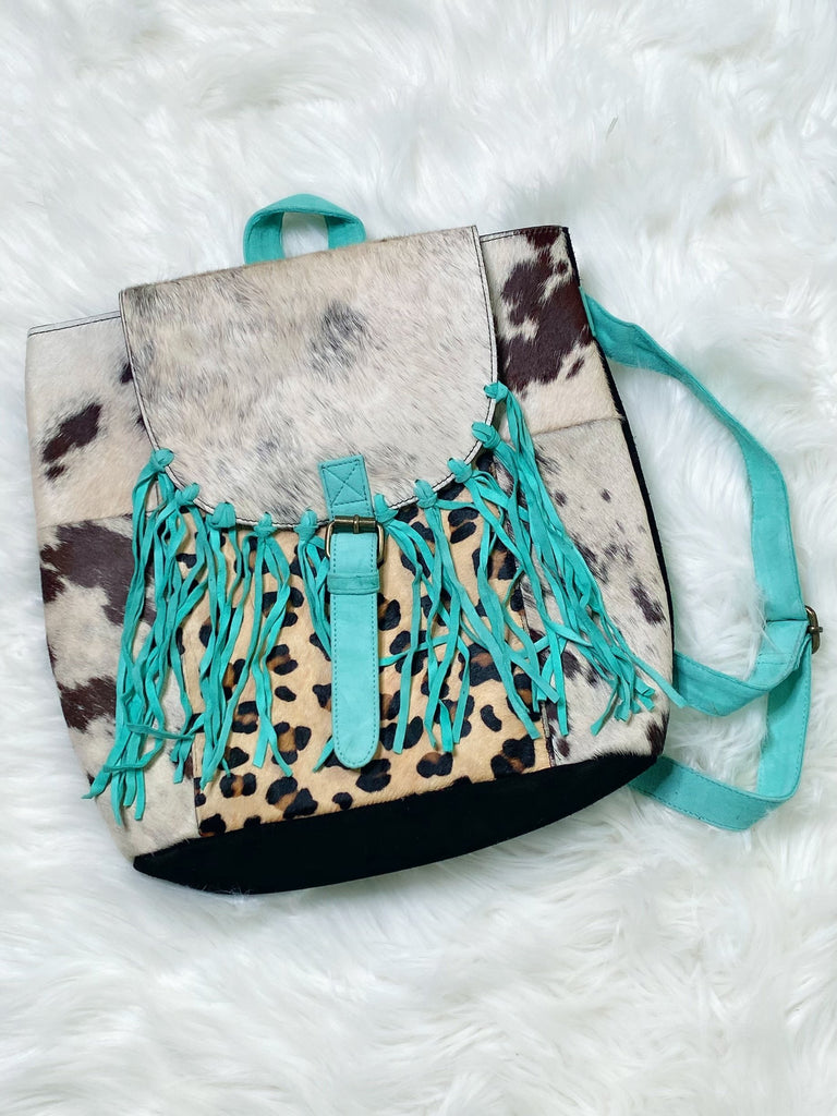 Cattle Boss Backpack - Nico Bella Boutique