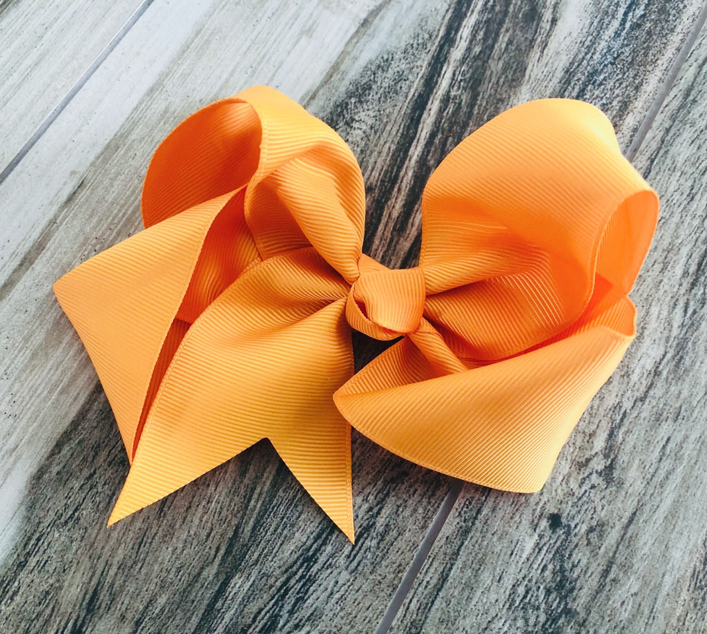 Golden Girls Hair Bow - Nico Bella Boutique