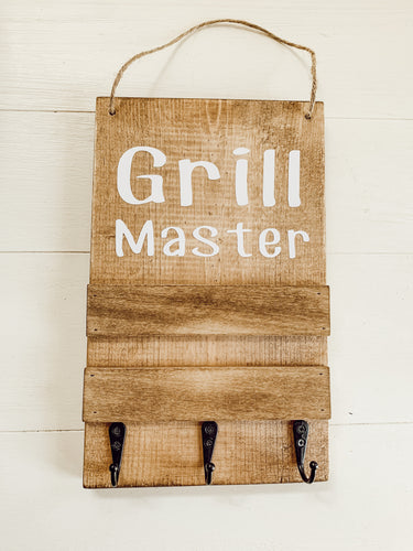 Grill Master Utensil Holder