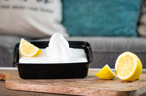 Lemon-Citrus Disinfectant Wipes