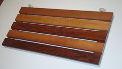 "CLEARANCE ITEM: Cedar Butt Bench 15""W"