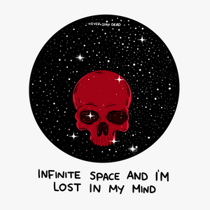 'Infinite Space (Lost In My Mind)' Print