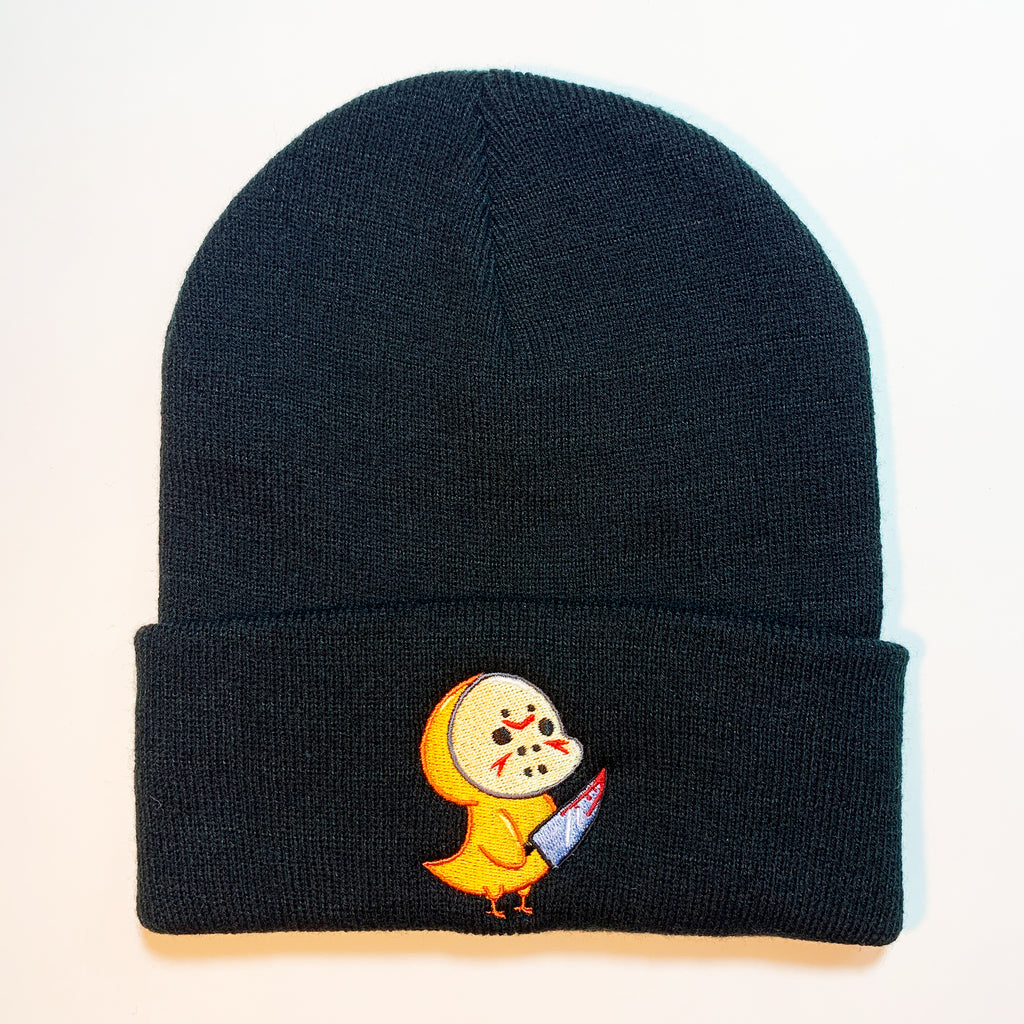 'Slasher Chick' Beanie