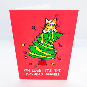 'Christmas Angel' Card