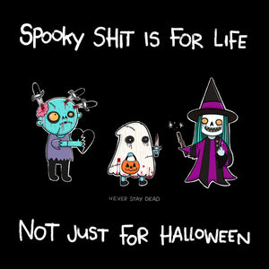Pre-Order - 'Spooky' Unisex Tee (Released October 5th)
