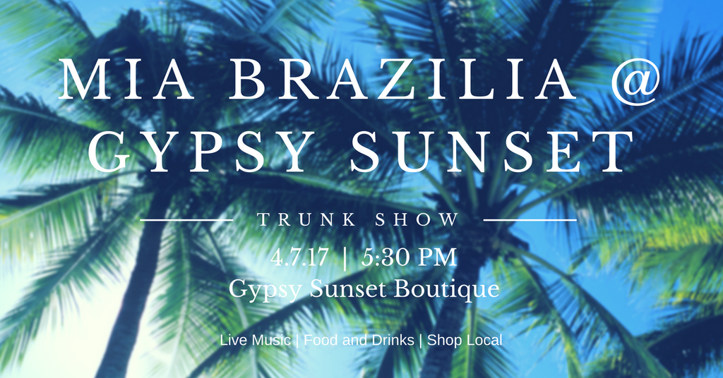 Downtown Fridays | Trunk Show at Gypsy Sunset