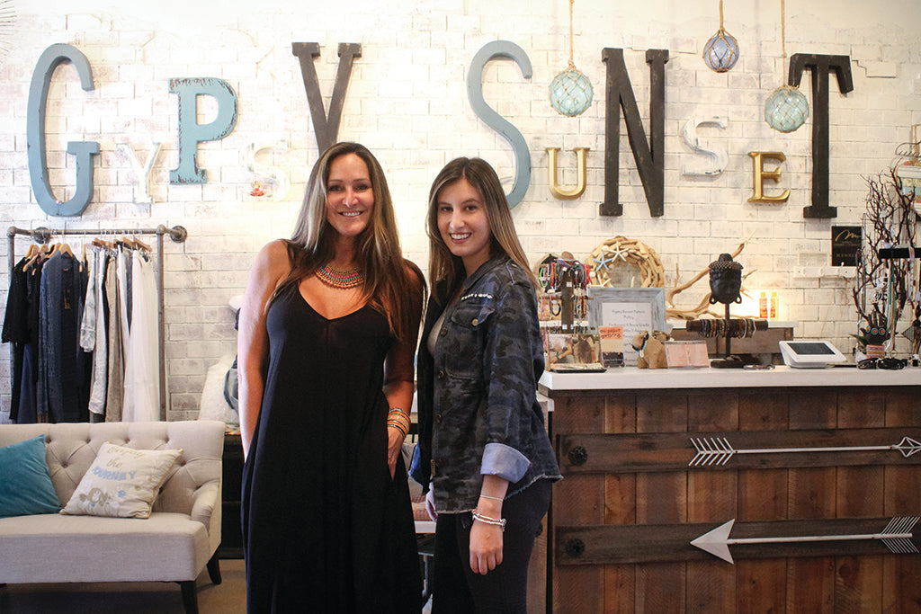Gypsy Sunset Boutique Makes the News