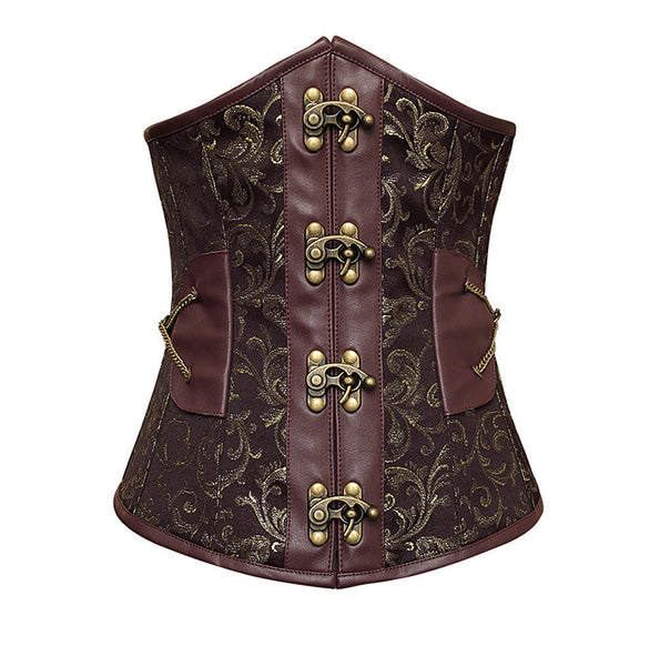 Alicia Steampunk Corset - DEMO for Corset
