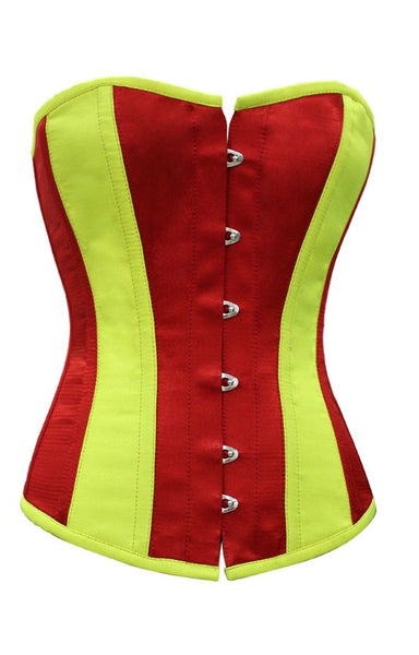 Alberta Spain Flag Corset